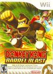 Video Game: Donkey Kong Barrel Blast