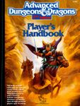 RPG Item: Player's Handbook (AD&D 2e)