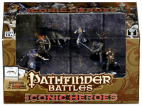 Board Game: Pathfinder Battles: Iconic Heroes Set 5