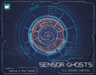 Board Game: Sensor Ghosts