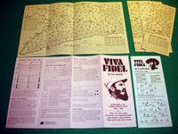 Board Game: Viva Fidel