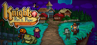 Video Game: Knights of Pen and Paper: Haunted Fall