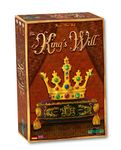 Board Game: The King's Will