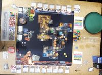 Board Game Accessory: Star Wars: Imperial Assault – Anchorhead Cantina Skirmish Map
