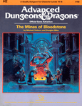 RPG Item: H2: The Mines of Bloodstone