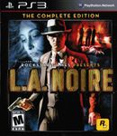 Video Game: L.A. Noire: The Complete Edition