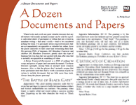 RPG Item: A Dozen Documents and Papers