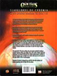 RPG Item: Slavelords of Cydonia