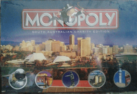 Board Game: Monopoly: South Australian Charity Edition