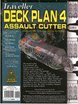 RPG Item: Traveller Deck Plan 4: Assault Cutter