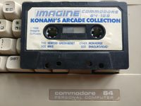 Video Game Compilation: Konami's Arcade Collection