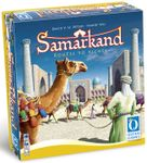 Board Game: Samarkand: Routes to Riches