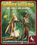Board Game: Mage Wars: Conquest of Kumanjaro – Spell Tome Expansion