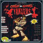 Board Game: Ca$h 'n Gun$: Yakuzas