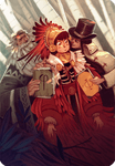 Board Game: Dixit: Candide Promo Card