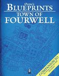 RPG Item: 0one's Blueprints: Town of Fourwell