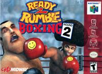 Video Game: Ready 2 Rumble Boxing: Round 2