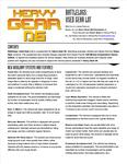 RPG Item: Battlelogs: Used Gear Lot