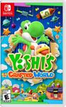 Video Game: Yoshi's Crafted World
