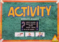 Board Game: Activity
