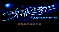 Video Game Publisher: StarByte  Software