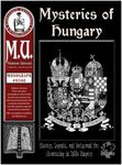 RPG Item: Mysteries of Hungary