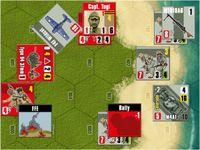 Board Game: Island War Deluxe