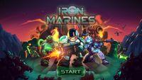 Video Game: Iron Marines