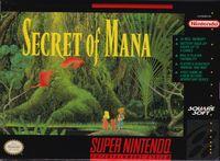 Video Game: Secret of Mana (1993)
