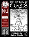 RPG Item: The Big Book of Cults