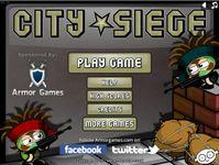 Video Game: City Siege