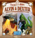 Board Game: Ticket to Ride: Alvin & Dexter
