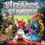 Board Game: Wizards Wanted