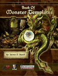 RPG Item: Book of Monster Templates