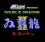 Video Game: Double Dragon II: The Revenge