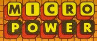 Video Game Publisher: Micro Power
