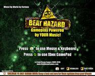 Video Game: Beat Hazard