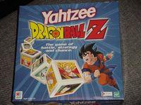 Board Game: Yahtzee: Dragon Ball Z