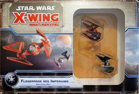 Board Game: Star Wars: X-Wing Miniatures Game – Imperial Aces Expansion Pack