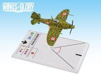 Board Game: Wings of Glory: World War 2 – Reggiane Re.2001 Falco II