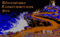 Video Game: Adventure Construction Set