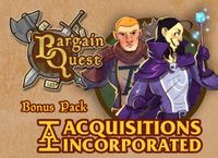 Board Game: Bargain Quest: Acquisitions Incorporated