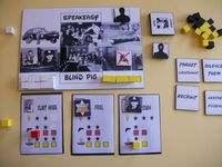 Board Game: Capone says