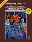 RPG Item: DCC #051: Castle Whiterock