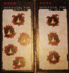 Board Game: Gates of Delirium: Sacrificial Fire Mini Expansion