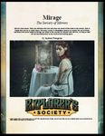 RPG Item: Mirage: The Sorcery of Mirrors