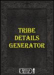 RPG Item: Tribe Details Generator