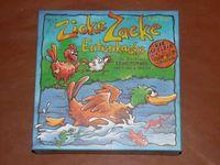Board Game: Chicken Cha Cha Cha: Duckling Dancin'