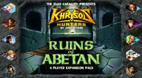 Board Game: Khrysos Hunters: Ruins of Abetan Expansion