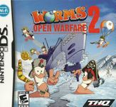 Video Game: Worms: Open Warfare 2
